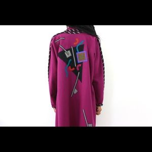 The Extravaganza Vintage 100% Pure Wool Coat